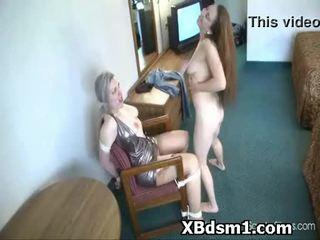 Bizarro bdsm gaja fetiche sexo