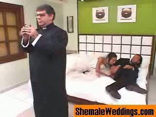 Shemale trans casamento