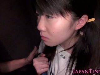 Aziatisch Schoolmeisje