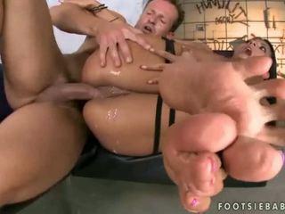 Erica fontes jalka hieronta ja seksi