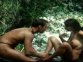 Tarzan meets jane: 自由 葡萄收获期 高清晰度 色情 视频 df