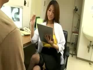 Sexy slutty japanese dotor