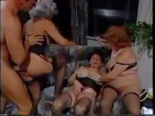 gruppen-sex, grannies, hd porn