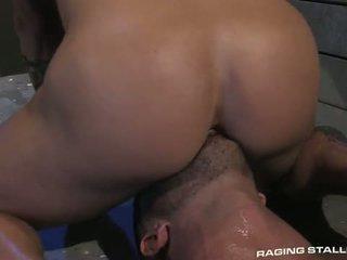 Adam killian & tyler wolf: muscle men zkurvenej