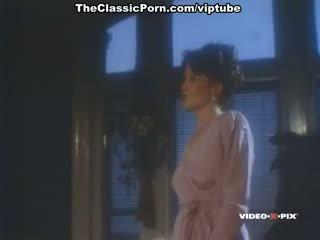 Juliet anderson, ron jeremy, veronica hart in classico xxx