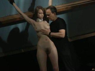 Spicier blowjob from hot slave beata u...