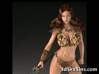 3D Hobbits And Tentacles Fuck Girls!