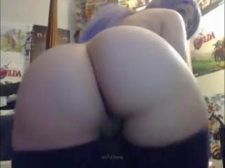 Μεγάλος χοντρός/ή κώλος jiggling: ελεύθερα μεγάλος κώλος πορνό βίντεο 09