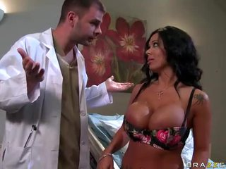 Sienna west gets tema seksikas perse examined poolt arst