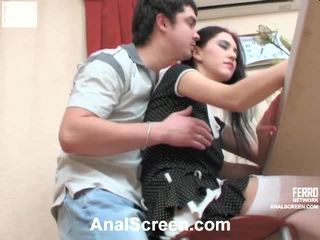Judith And Adam Vehement Anal Video