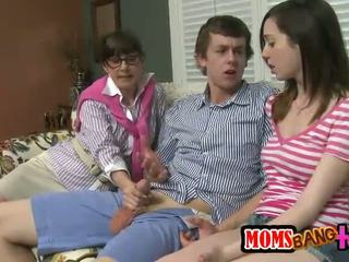 المثالي مجموعة الجنس سخونة, المثالي خنثى على الانترنت, مجموعة من ثلاثة أشخاص