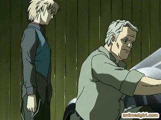 hentai, anime, ass