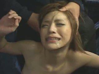 יפני busbanged