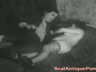 1920 clásico porno: la robber!