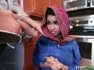 Sexy giovanissima muslim