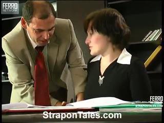 महिलाओं का दबदबा, स्ट्रैपआन, मिश्रण