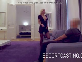 russian, escort casting