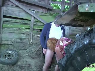 독일의 엄마는 내가 엿 싶습니다 엄마 과 아빠 씨발 옥외 에 농장: 무료 포르노를 0b