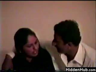 Indian Couple Make A Porno At Homemade