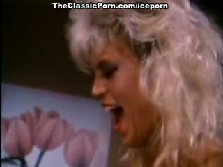Amber lynn, nina hartley, buck adams sa antigo magkantot movie