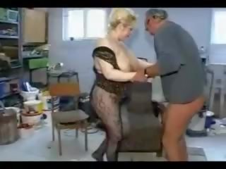 Anal oma porno