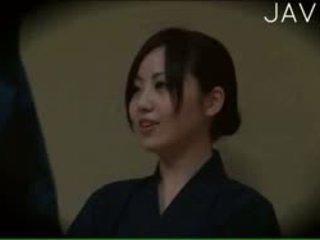 japanilainen, tirkistelijä, hieronta
