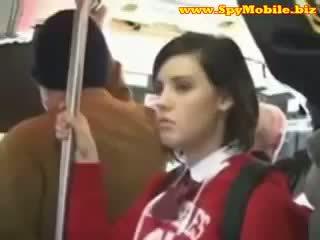 Monada adolescente escolar manoseada abusada