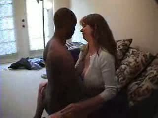 interracial, mature, homemade