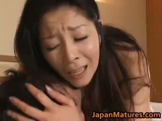 Ayane Asakura Mature Japanese Woman Gets Part1