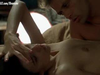 Caroline ducey - softcore scène van romantiek