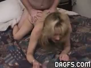 Street Girl And Overaged Mom Enjoys To Be Fucked From Behind