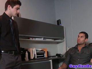 Gay orgia ação jock fodido por grupo de hunks