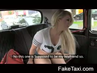 Fake taxi cam people having drx om fake TAXI