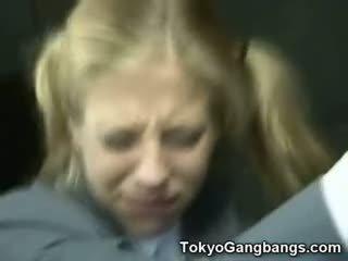 japonec, vonkajšie, hardcore