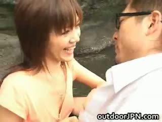 Arisa Kanno Hot Asian Babe Gets Hot Part6