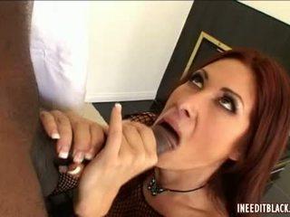 Wang loving medus tiffany mynx enjoys a thick meatpole entering viņai pleasant mute