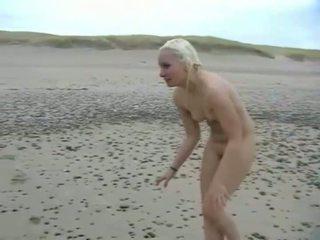 beach, babe, ocean
