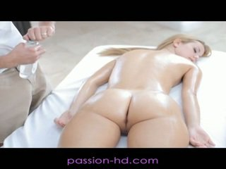 Jessie Rogers Full Body Massage Orgasm