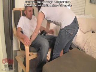 Mengen van speelfilmen van cash voor seks tape