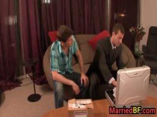 Precētas buddy skrūve viņa homosexual boyfriend 8 līdz marriedbf