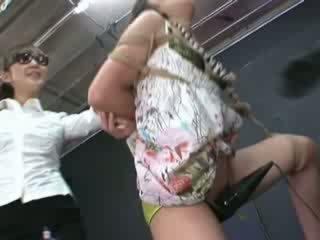 Ayumi gets robeža un tortured