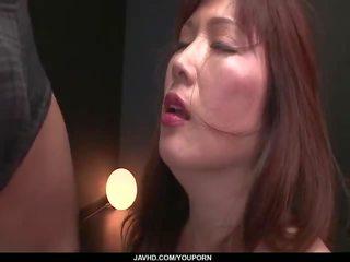 Reiko shimura feels needy bis spielen im dreckig bondage zeigen