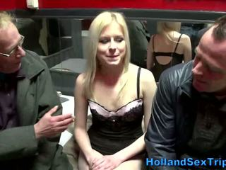 Whore paid to suck cock and fuck