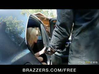 Horny blonde wife Devon blackmails busty Raylene into a threesome