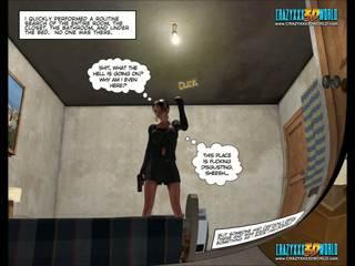 3D Comic Breaking Point 1