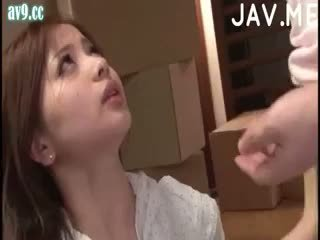 японски, бебе, празнене
