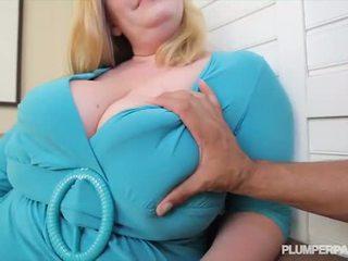 Busty BBW MILF Tiffany Blake Loves Dark Dick - Porn Video 731